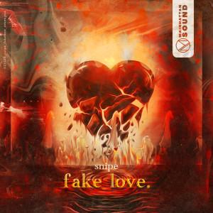 Album Fake Love from Snipe