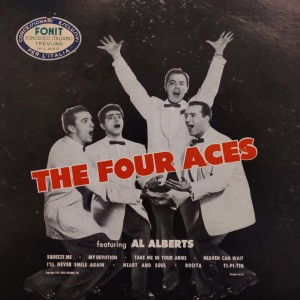 Album The Four Aces from The Four Aces