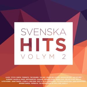 Album Svenska hits vol 2 from Blandade Artister