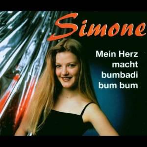 Album Mein Herz macht Bumbadi bum bum from Simone(美声爵士歌手)