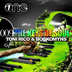 Album The Keys of Soul from Toni Rico
