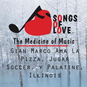 Album Gian Marco Ama La Pizza, Jugar Soccer, Y Palatine, Illinois from J. Beltzer