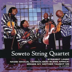 """Listen to The Paul Simon """"Graceland"""" Collection song with lyrics from Soweto String Quartet"""