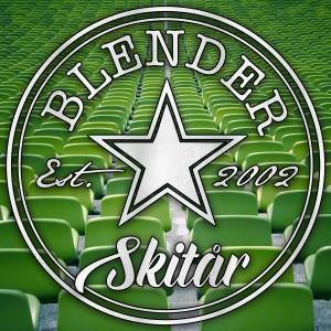 Blender的專輯Skitår