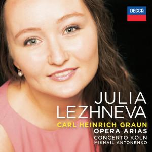 Album Graun: Opera  Arias from Julia Lezhneva