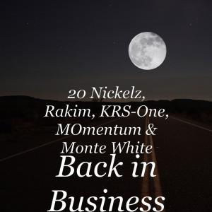 Album Back in Business (Explicit) from Rakim