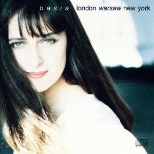 Album London, Warsaw, New York from Basia