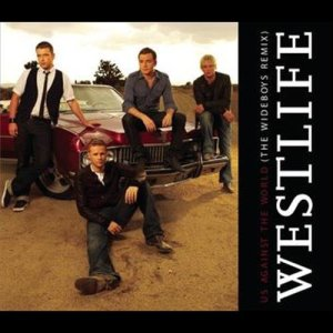 Westlife的專輯Us Against the World (The Wideboys Remix)