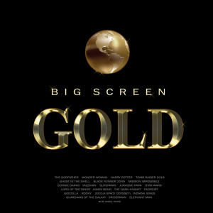 Movie Magic And His Solid Gold Soundtracks的專輯Big Screen Gold