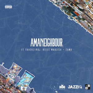 Album Amaneighbour from Killer Kau