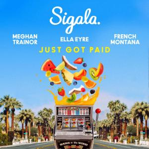 Listen to Just Got Paid song with lyrics from Sigala