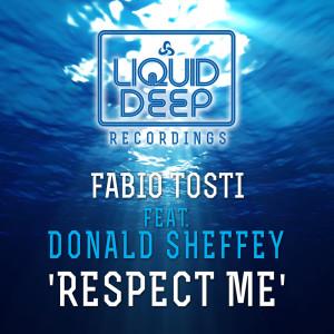 Album Respect Me from Donald Sheffey