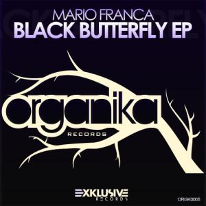 Mario Franca的專輯Black Butterfly EP