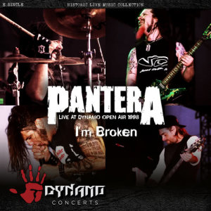 Album I'm Broken from Pantera