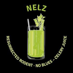 Album Resurrected Rodent * No Blues - Celery Juice from Nelz