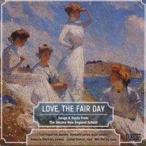 Album Love, The Fair Day from Rebecca Sherburn