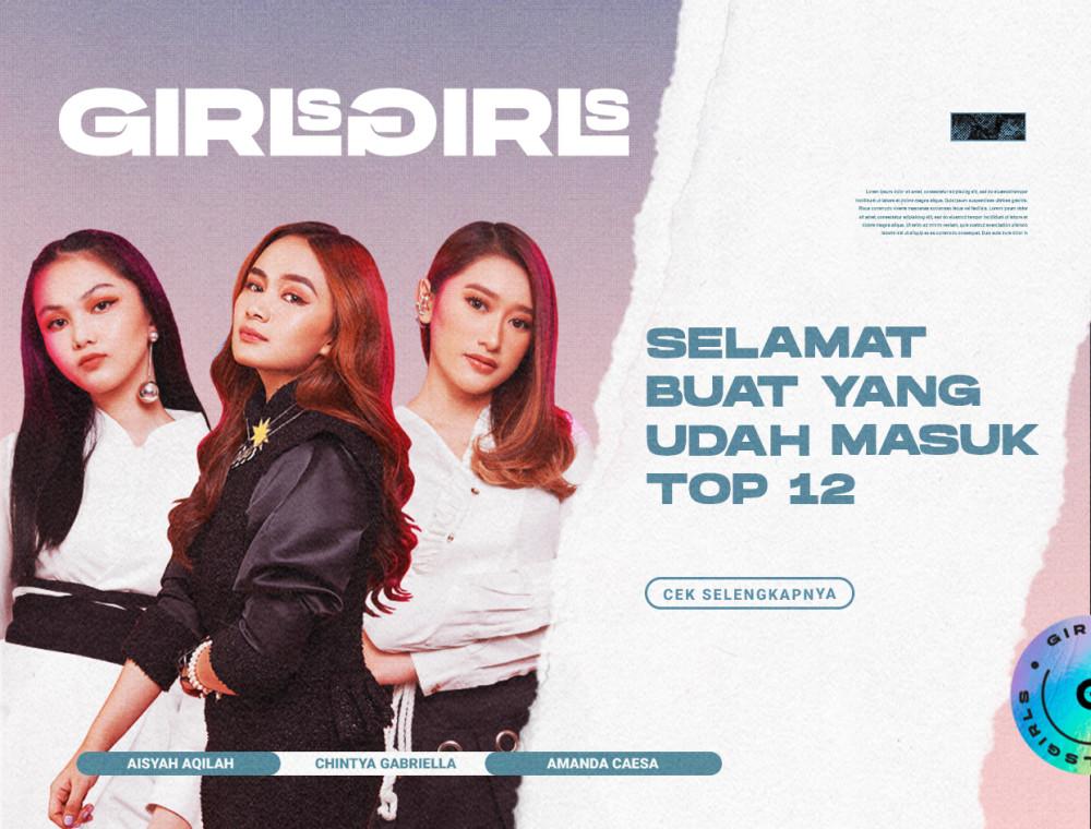 What?!! Nama 12 Finalis Calon Member Girls Girls Udah Keluar? Cie, Selamat!!!