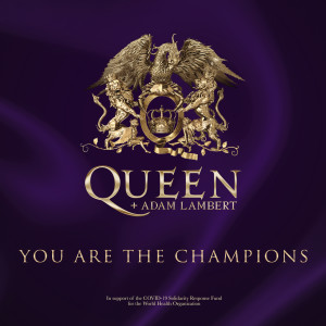Album You Are The Champions from Queen