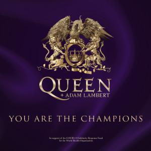 Album You Are The Champions from Adam Lambert