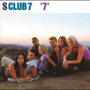 """S Club 7的專輯""""7"""""""