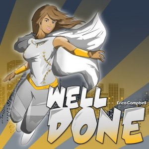 Album Well Done from Erica Campbell