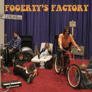 Album Blue Moon Nights (Fogerty's Factory Version) from John Fogerty