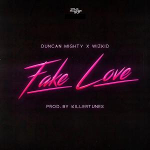 Album Fake Love (feat. Duncan Mighty & WizKid) from Starboy