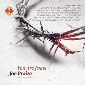 Album You Are Jesus from Joepraize