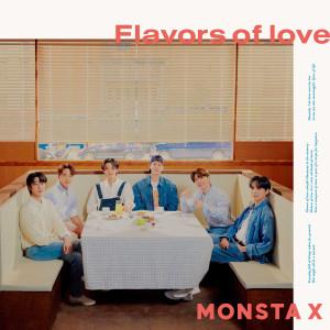 Monsta X的專輯Flavors Of Love