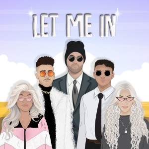 Album Let Me In from Edy