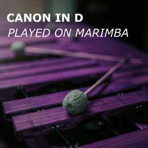 Canon in D Piano的專輯Canon in D (played on Marimba)