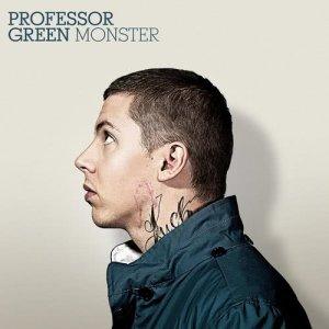 Album Monster from Professor Green