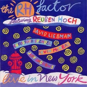 อัลบั้ม Live In New York