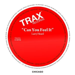 Album Can You Feel It from Larry Heard