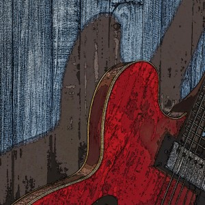 The Platters的專輯Guitar Town Music