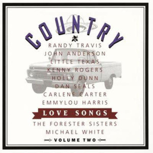 Album Country Love Songs, Vol.II from 群星