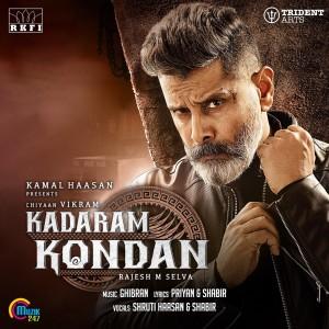 Album Kadaram Kondan from Shruti Haasan
