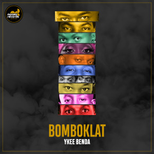 Album Bomboklat from Ykee Benda