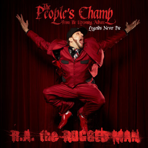 Album The People's Champ from R.A. the Rugged Man
