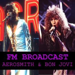 Aerosmith的專輯FM Broadcasts Aerosmith & Bon Jovi