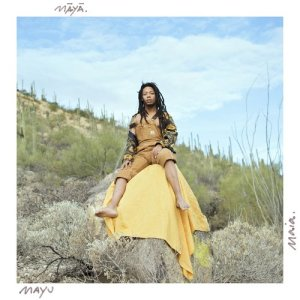Album Māyā. Maia. Mayu from Lando Chill
