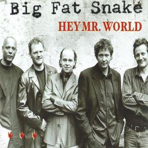 Hey Mr. World 2004 Big Fat Snake