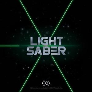 Album LIGHTSABER (Japanese Ver.) from EXO