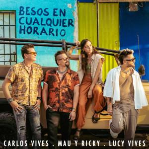 Album Besos en Cualquier Horario from Mau y Ricky