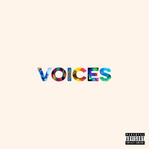 Album Voices (Explicit) from Jared Evan