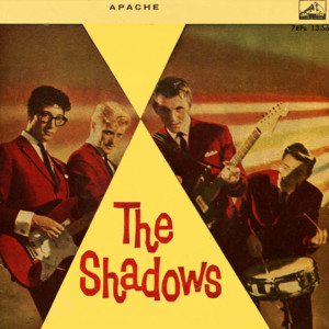 Album Apache from The Shadows