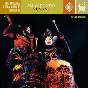 Album Vuyani (Re-Issue) from Amampondo