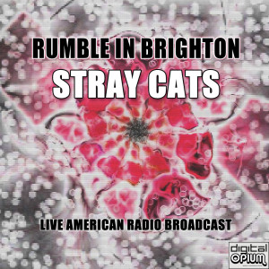 Album Rumble in Brighton (Live) from Stray Cats