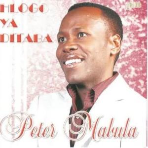 Album Hlogo Ya Ditaba from Peter Mabula