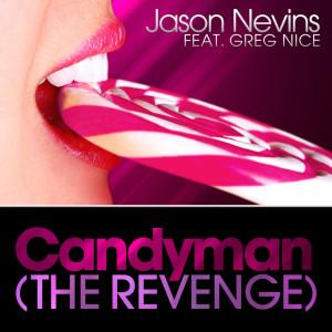Greg Nice的專輯Candyman (The Revenge)